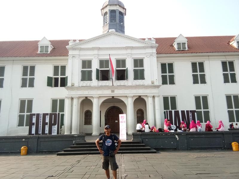 Museum Fatahilah Kota Tua