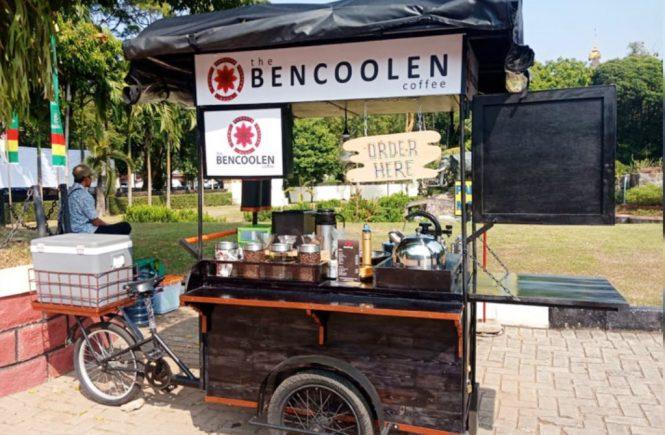 UMKM Perkopian yang diharapkan lahir dari pelatihan Barista dan usaha warung kopi