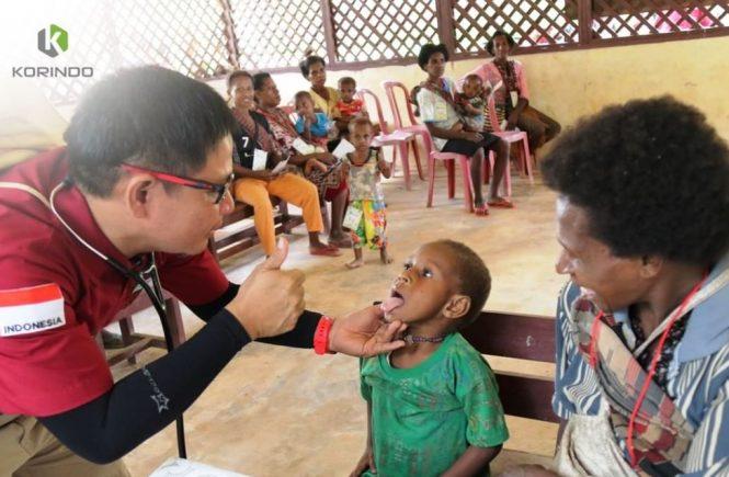 Pelayanan kesehatan di papua