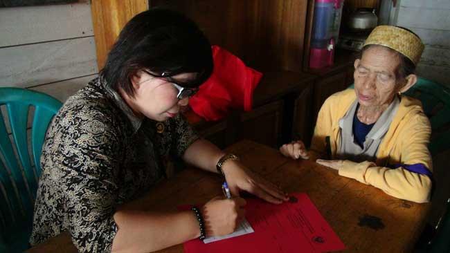 Pelayanan kesehatan di salah satu Puskesmas di Datah Bilang Mahulu I humas.mahakamulu.go.id